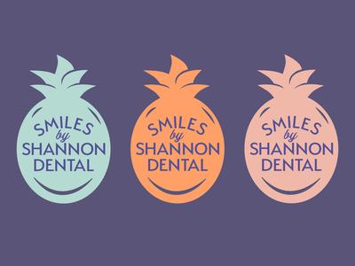 Logo for Dentist — Concept 1
