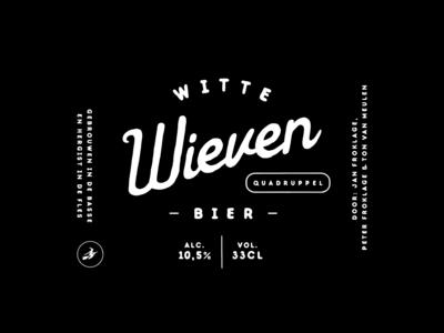 Witte Wieven Bier