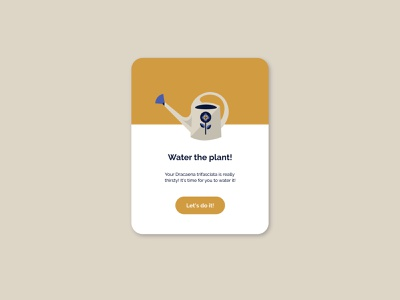 Daily UI - Pop Up ui  ux pop up ui notif notification pop up popup 016 vector illustration design webdesign dailyuichallenge dailyui uidesign ui uiux