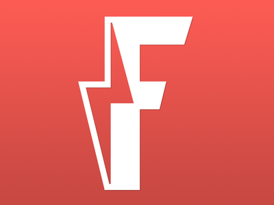Flashcards App Logo flashcards mobile app logo grid lightning