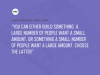 99u: Make Your Mark