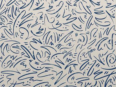 pattern exploration hand drawn sketchy texture grain illustration pattern