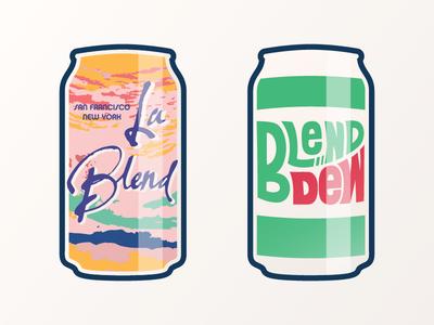 La Blend & Blend Dew