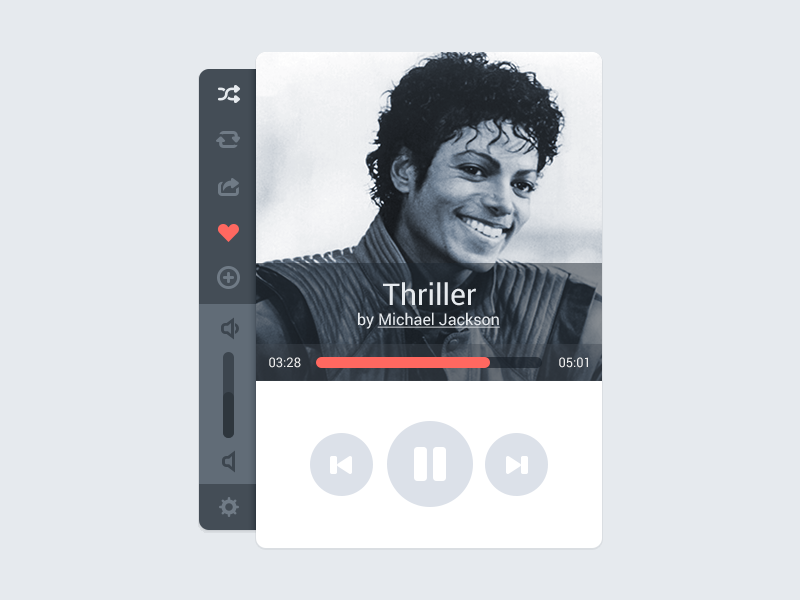 Music Player free psd music player music player dribbble user interface ui button play pause volume icons background
