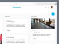 Conflux - Public Dashboard