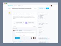 Conflux Feedback Page