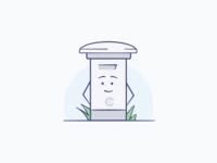 Conflux - Mailbox