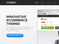 Innovative Ecommerce Themes