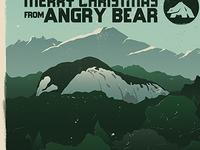 Angry Bear Christmas 2013