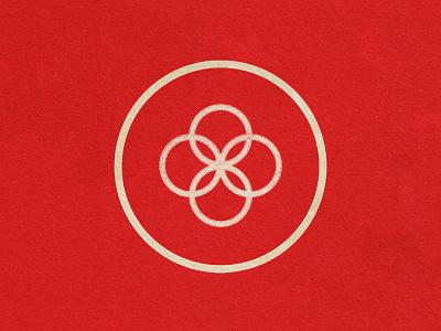 SR Flag - Coaster red war flag branding logo illustration graphic logo design garage the long lost disciple los mesoneros sr