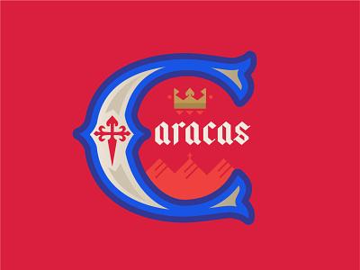 Week 01: Caracas weekly warmup dribbble jam venezuela avila crown city cross warm-up caracas sticker