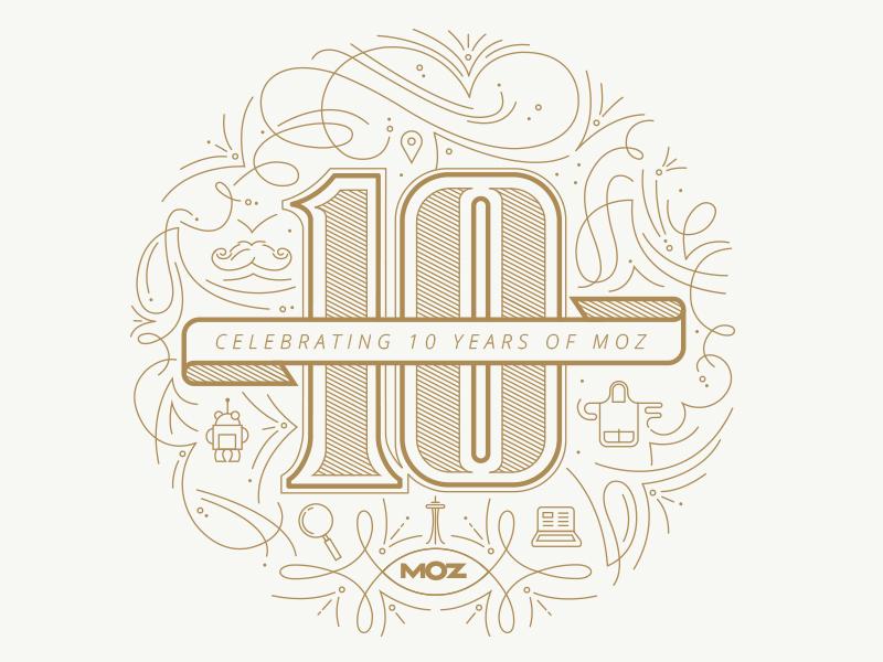 Celebrating 10 years of moz