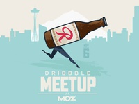 Dribbble Meetup At Moz