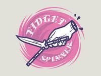Old School Fidget Spinner