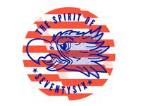 Spirit Of Seventy Six