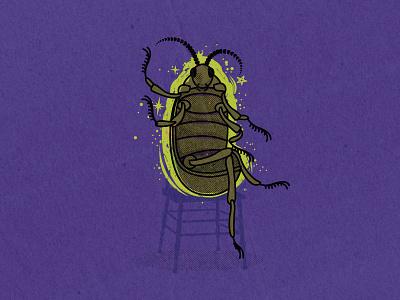 Beetlejuice magic juice beetle halloween drawlloween beetlejuice