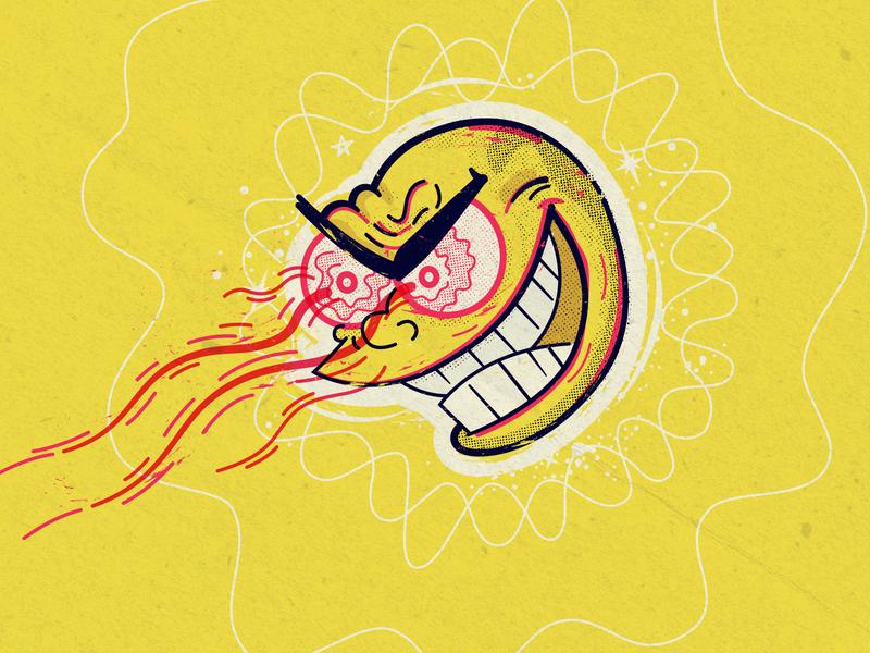 Blazing Sun seattle crazy mad radiation sun blazing hot