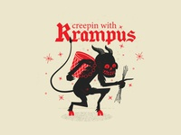 Creepin with Krampus