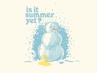 is it summer yet?