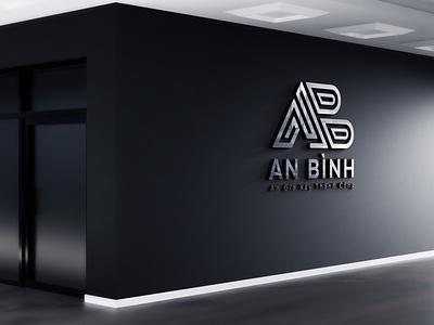 An Bình: Logo & Brand Identity logo design