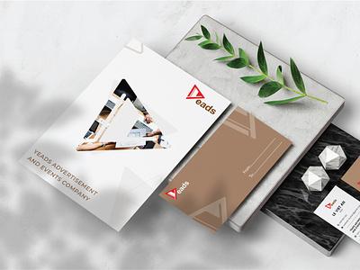 Yeads: Logo & Brand Identity branding logo design