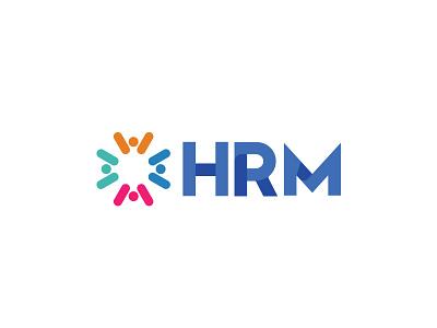 Logo HRM design branding logo logo design