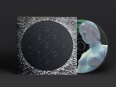 Reflektor Album Design album cd cd cover arcade fire