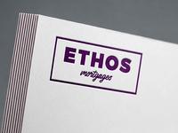 Ethos Mortgages Logo Design