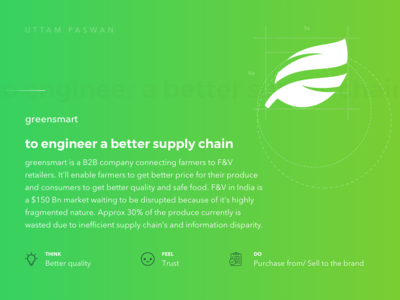 greensmart: logo and brand identity