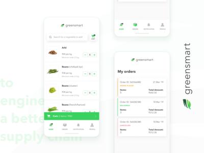buy vegetables in bulk: greensmart