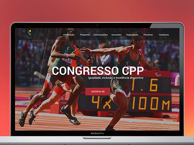 Portugal Paralympic Comittee portfolio portugal sports comittee paralympic cpp congress