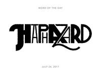 Haphazard