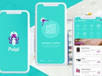 Screens for Pharmacy App