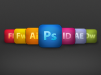 Adobe CS5 Replacement Icons