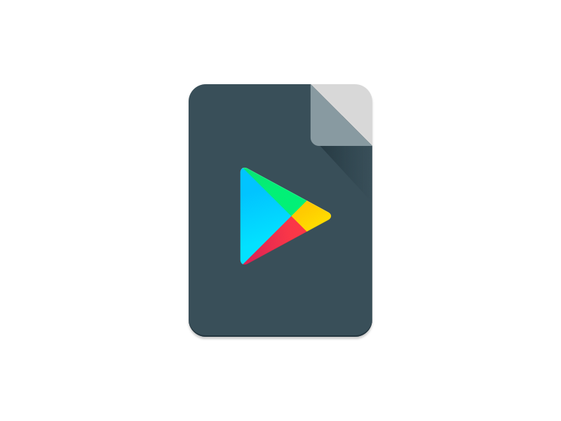 Google Playbook for Developers – App Icon play book icon material design app reading developer ribot android playbook google