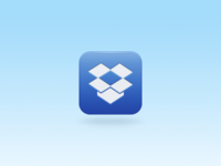 Dropbox Icon Redesign