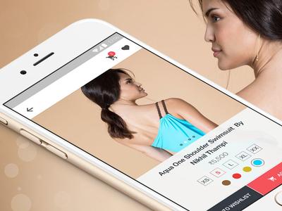 SummerLabel E commerce UI/UX