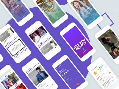 SummerLabel App Design