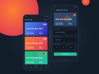 Add Credit Cards Process