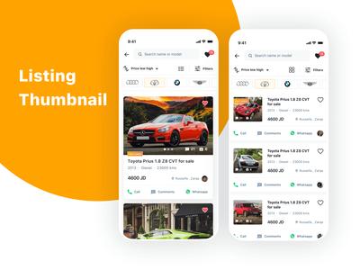 Car Classified App