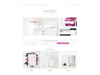 Market - WordPress eCommerce Theme