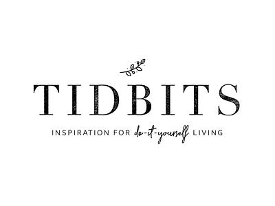 Tidbits branding logo