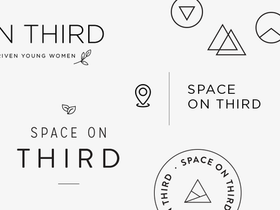 Space on Third - Unused Logos + Elements