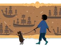 Illustrated History 1: Underground sailroad