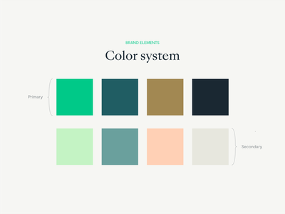 Ironclad's new color system legaltech lawyer legal traditional modern saturated green bright color color palette color system