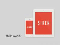 Siren Magzine