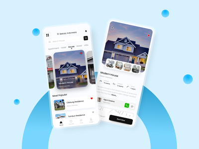 Real Estate Apps hotel apartment room booking mobile app design clean ui house home clean app design mobile app application mobile ui mobile design real estate modern ux ui design ui uiux