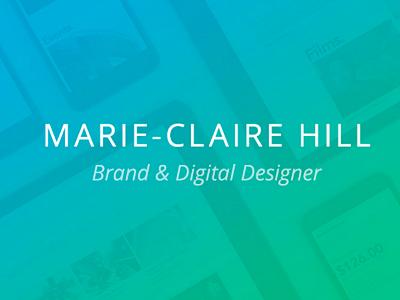 Interview brand  digital design feature interview