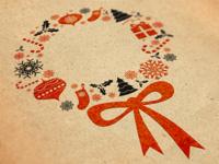 Christmas mark