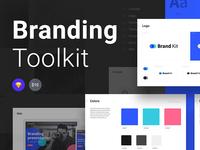 Branding Kit for Sketch